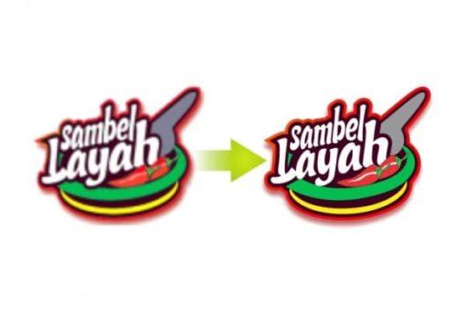 Tracciamento Logo in Vettoriale